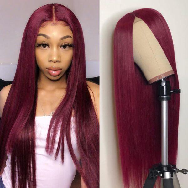 99j-straight-lace-closure-wig