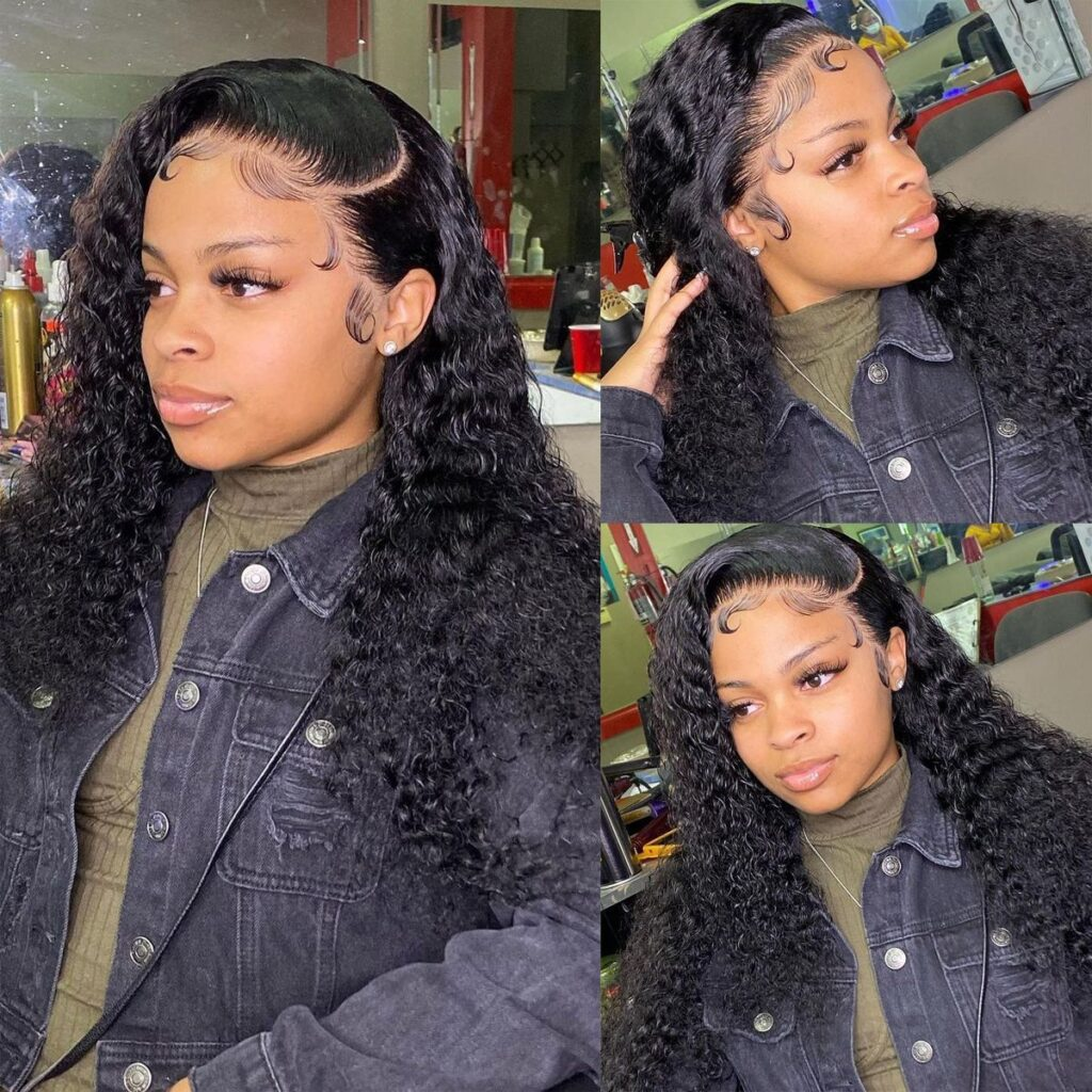 Curly-lace-front-wig hd