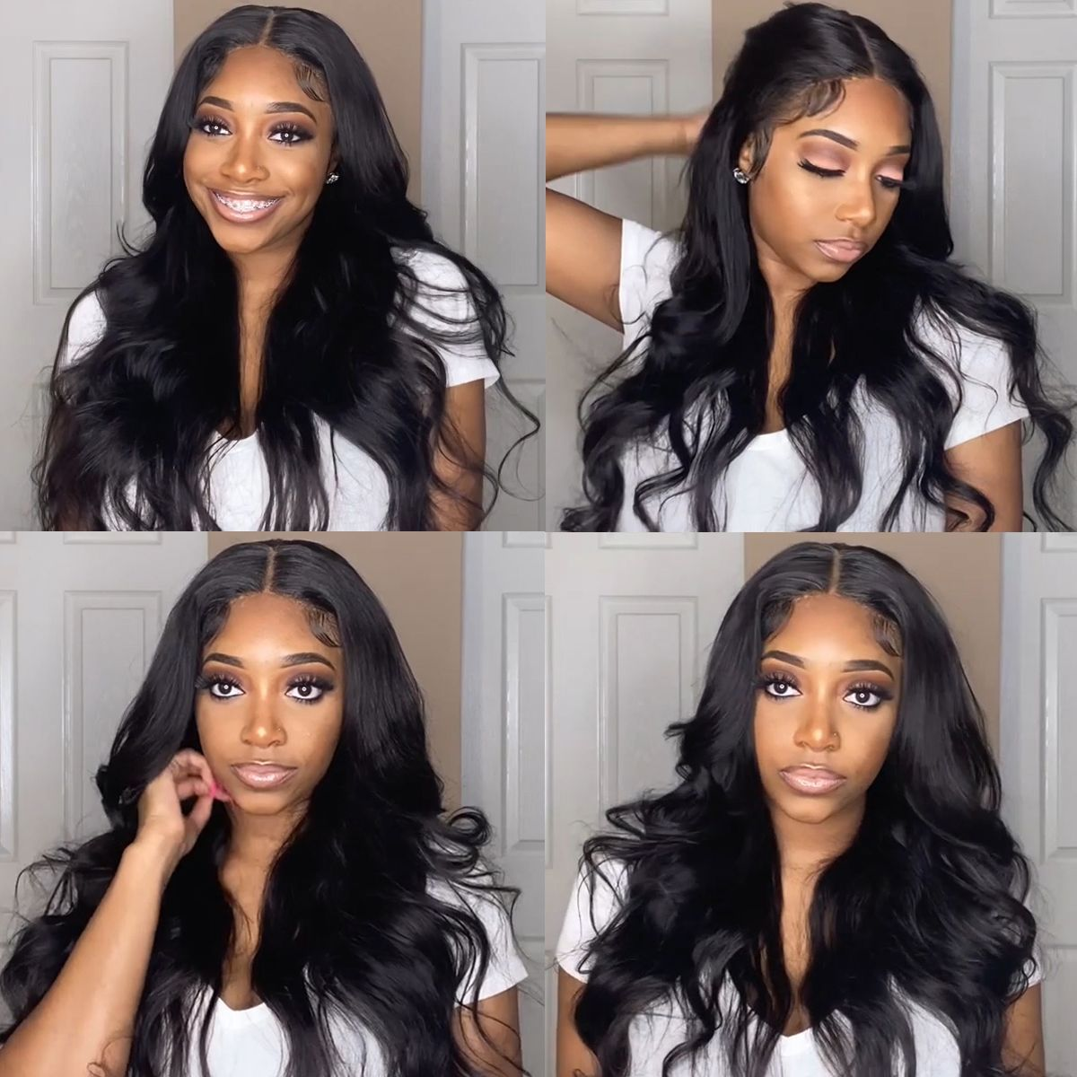 Body Wave 13x4 Lace Wig