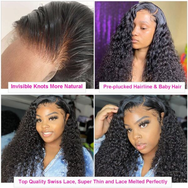 Curly-13x4-lace-wig-detail